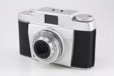 Free Old Camera Royalty Free Stock Images - 20985969
