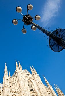 Free Milan Cathedral Royalty Free Stock Images - 20986059