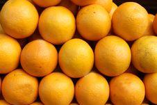 Free Orenges Royalty Free Stock Image - 20986436