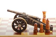 Ultimate Chess Stock Photography