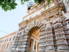 Free Porta Nuova In Palermo Royalty Free Stock Photos - 20987488