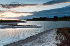 Free Sunrise On Lake Stock Photography - 20987542
