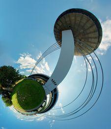 Free Bratislava Bridge Stock Image - 20987771