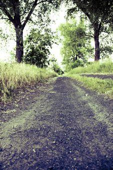 Free Terrain Road Stock Image - 20988121