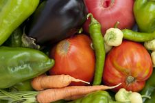 Free Vegetables Royalty Free Stock Image - 20988556