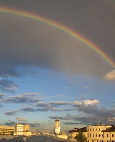 Free Rainbow Stock Image - 20988761