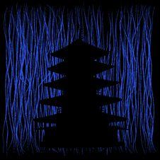 Free Pagoda Stock Image - 20988981