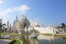 Free Thai Art Temple Stock Image - 20989101