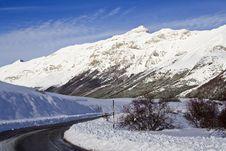 Free Abruzzi Mountain Royalty Free Stock Photography - 20989267
