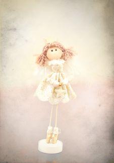 Free Princess Doll (retro Style) Stock Photography - 20989512