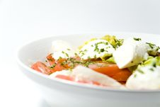 Italian Salad Royalty Free Stock Photo