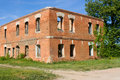 Free Abandoned Brick Building Royalty Free Stock Images - 20994889