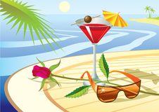 Free Beach Cocktail Stock Image - 20991101