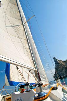 Free Sailing Ship Royalty Free Stock Images - 20993129