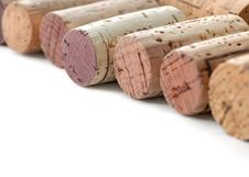 Free Corks Background Stock Photography - 20993802
