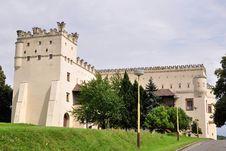 Free Castle Nesovice - Czech Republic Stock Photo - 20994670