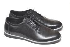 Free Mens Shoes Stock Image - 20995321