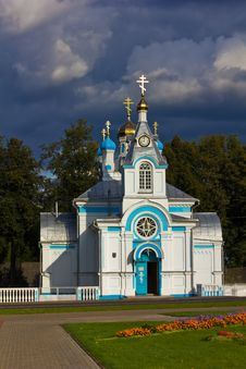 Free Orthodox Church Royalty Free Stock Photos - 20995748