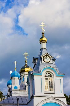 Free Orthodox Church Stock Photo - 20995780