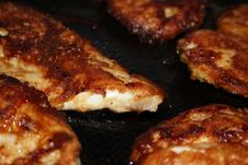 Free Chicken Fillets Stock Image - 20995951