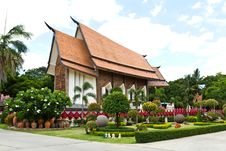 Free The Temple In Thailand Stock Photos - 20996103