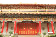 Free Chinese Temple Stock Photos - 20996553