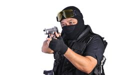 Free Navy Seal Stock Photography - 20996792