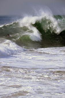 Free Storm Wave Stock Image - 20997071