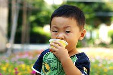 Free Little Boy Stock Photo - 20997570