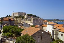 Free Panorama Of Houses And St.Michael Fortress Royalty Free Stock Images - 20998509