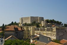 Free St.Michael Fortress And The Urban Panorama Stock Photo - 20998520