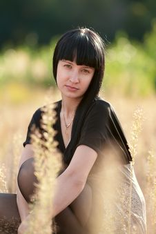 Free Portrait Of Young Female Royalty Free Stock Photography - 20998737