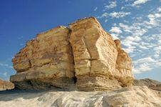 Free Monolite In The Negev Stock Photos - 20998883