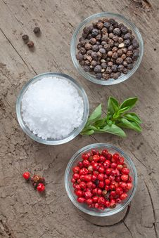 Free Spices Stock Photography - 20999342