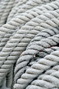 Free Rope Royalty Free Stock Photography - 20999427