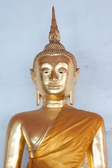 Free Buddha Image Royalty Free Stock Photo - 20999525