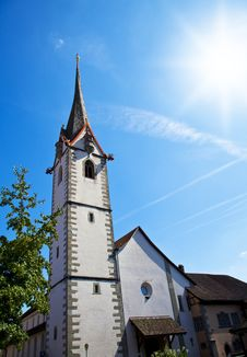 Free St. George S Abbey, Stein Am Rhein Royalty Free Stock Images - 20999529