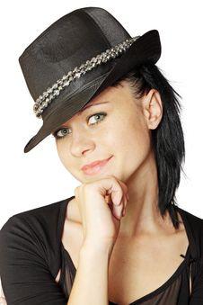 Free Black Hat Royalty Free Stock Photos - 20999588