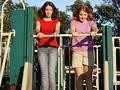 Free Teens At The Playground Stock Photo - 211930