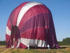 Free Balloon Landing Stock Images - 211724