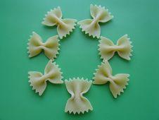 Free Pasta Flower Stock Photos - 212453