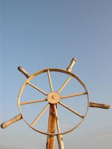 Free Old Steering Wheel Stock Photo - 213070