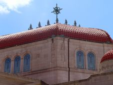 Free Church Roof Royalty Free Stock Photo - 214585