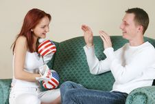 Free Couple 5 Royalty Free Stock Photography - 216557