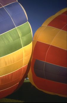 Free Hot Air Balloon 3 Royalty Free Stock Photos - 217778