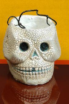 Free Halloween Skull Stock Image - 219621