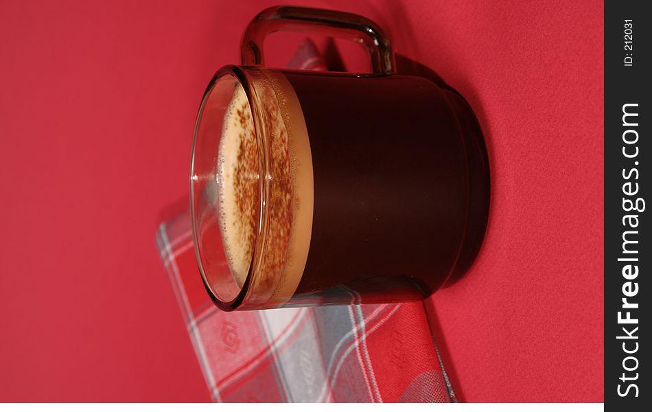 Coffee-and-towel