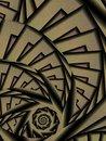 Free Abstract Black Spiral Design Stock Photos - 2100523