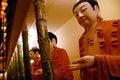 Free Statue Of Buddhas Royalty Free Stock Photo - 2101035