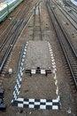 Free Railway Deadlock Stock Photo - 2102120